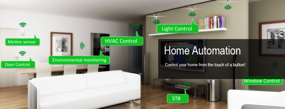 Keep Your Home Secure With A Home Automation System