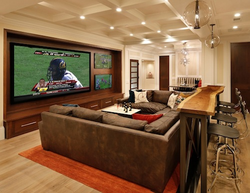 TV for man cave