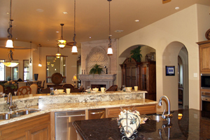 kitchen lighting system