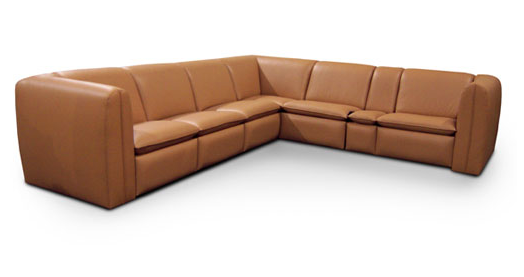 Home Theater Sectional Sofa