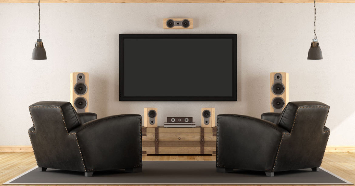 Paradigm High Performance Audio: Whole Home Audio System Solutions